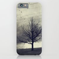 iPhone & iPod Case featuring one of these days - autumn mood by Dirk Wuestenhagen Imagery