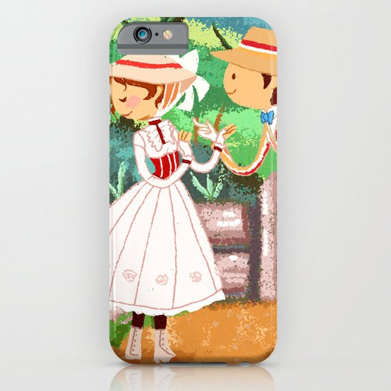 Jolly Holiday iPhone & iPod Case