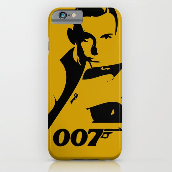 007 James Bond iPhone & iPod Case