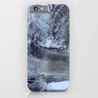 iPhone & iPod Case featuring St-André river by Olivier P.