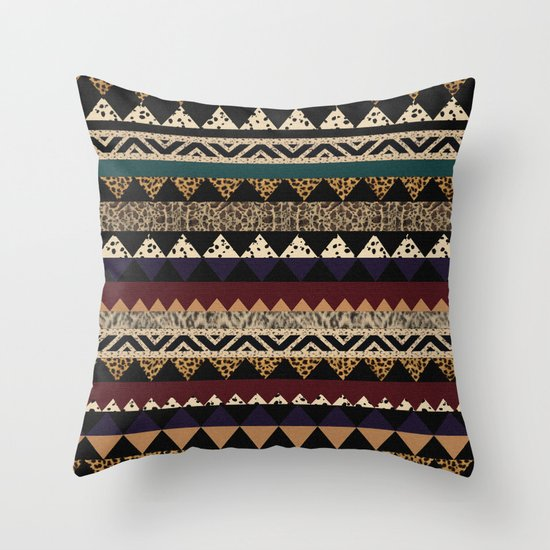 Sienna BISQUE Throw Pillow