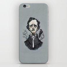 Mr. Poe  iPhone & iPod Skin