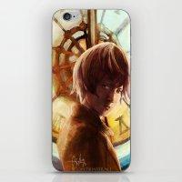 Dum Spiro, Spero iPhone & iPod Skin