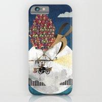 Flying Bicycle iPhone 6 Slim Case