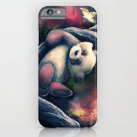 iPhone & iPod Case featuring The Dreamer by parochena