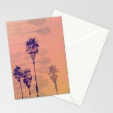 Santa Monica Palms Stationery Cards