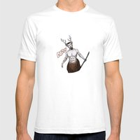 Santa's Present, From Re… Mens Fitted Tee White SMALL