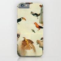 Ornithology iPhone 6 Slim Case