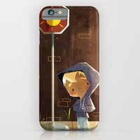 On The Sunny Side Of The Street iPhone 6 Slim Case