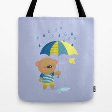 Rainy Season Tote Bag