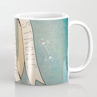 Strong Beautiful Brave Mug
