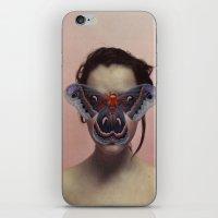 SUSPIRIA VISION iPhone & iPod Skin