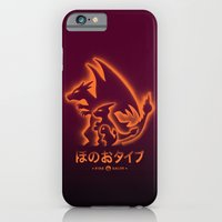 Mega Fire iPhone 6 Slim Case