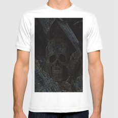 Celtic Mens Fitted Tee White SMALL