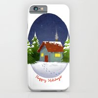 Happy Holidays 2012 iPhone 6 Slim Case