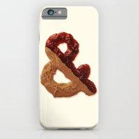iPhone & iPod Case featuring Jampersandwich by Dianne Delahunty