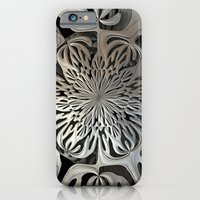 iPhone Cases featuring Exoskeleton  by Lyle Hatch