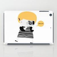 The Blonde Photographer iPad Case