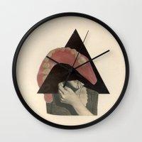 Talking Circles To Empty… Wall Clock