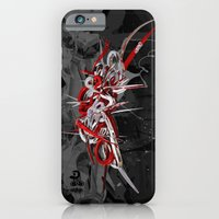 "iPhone & iPod Case featuring 3d graffiti - STYLE by ""ondbiqp"""