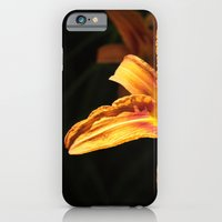 iPhone & iPod Case featuring Tiger Lily by Ruben Alexander