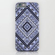 paisley box iPhone 6 Slim Case