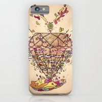 iPhone & iPod Case featuring Now by Jæn ∞