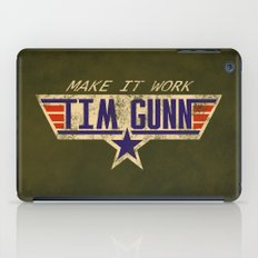 Make It Work! iPad Case