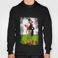 Cartoon Comics 2 Hoody