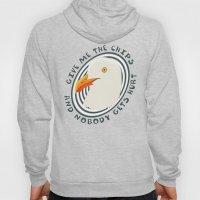 Eat like a seagull Hoody