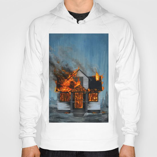 House on Fire Hoody