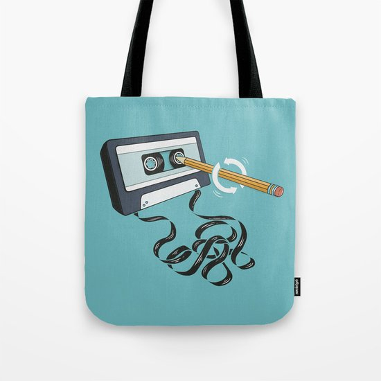 Back in the Day Tote Bag