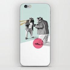 mirror, mirror on the wall. iPhone & iPod Skin