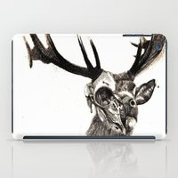 Life and Death iPad Case