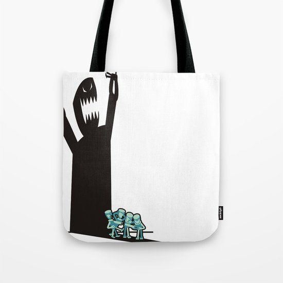 I Wish I Had an Evil Twin Tote Bag