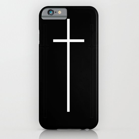 CROSSES iPhone & iPod Case
