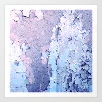 wallpaper series °5 Art Print