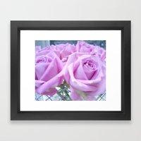 Popillo Roses 02 Framed Art Print