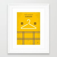No331 My Clueless Minima… Framed Art Print
