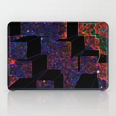Electric Cubes  iPad Case