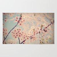 cherry Blossoms 2 Rug