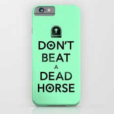 Seriously... iPhone 6s Slim Case