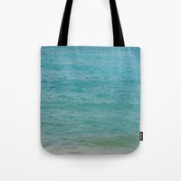 Maui: Aqua Tote Bag