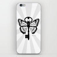 The Key Of Liberty (自… iPhone & iPod Skin
