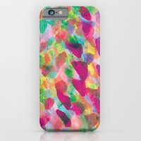 iPhone & iPod Case featuring Mist Rose by Amy Sia