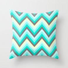 Simple Chevron Throw Pillow