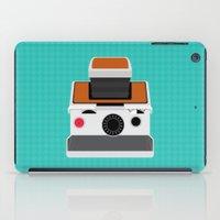 Polaroid SX-70 Land Camera iPad Case