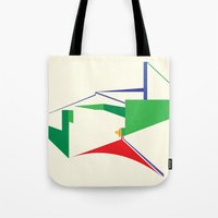 Reformed Church Tote Bag