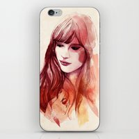 A Piece Of Happiness iPhone & iPod Skin