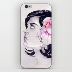 What's a Girl to Do iPhone & iPod Skin